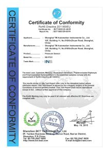NS-T51 het Staal van OTO/van de Temperatuur Transducer/PT100 /Stainless van de Sensor van de temperatuur/Analoge Output/Digitale Zender Output/Ce/RoHS/Temperature