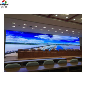 P4 de haute qualité Indoor pleine couleur RGB SMD LED L'écran