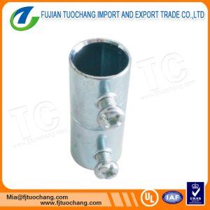 Accoppiamento galvanizzato Non-Secondario del tubo d'acciaio di EMT