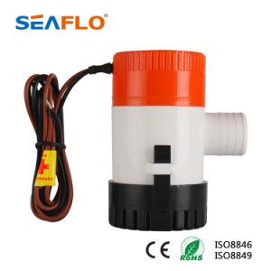 Seaflo 12V 1100gph bomba de água de esgoto