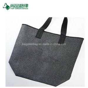 Kundenspezifischer Populer Filz-Einkaufstaschetote-Handgroßhandelsbeutel