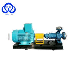 Pompa centrifuga orizzontale dell'acciaio inossidabile di caso di spaccatura del Cn per olio Trqansfer