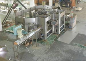 Dcgf 50-50-12のプラスチックびんによって炭酸塩化される飲み物満ちるびん詰めにする機械