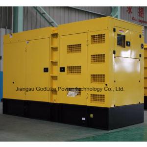 Bonne qualité de 100kVA/80kw générateur diesel Cummins insonorisées avec la CE a approuvé l'ISO