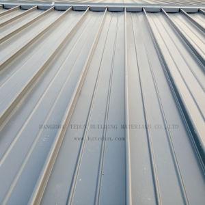 Panneau de toiture en métal Couture permanent