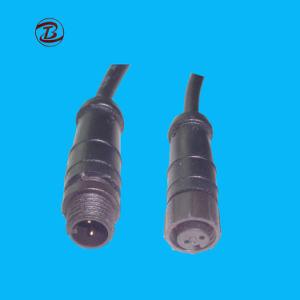 防水小型DIN 2 3 4つのPinの男女のコネクター