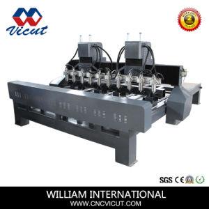 CNCの回転式木製のルーター(VCT-1518FR-4H)を切り分ける回転式ルーターの家具