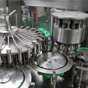3-in-1 che riempie Monoblock che beve la macchina di produzione imballata spremuta pura dell'acqua