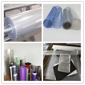 Hoja de extrusión de plástico PET hacer línea de maquinaria