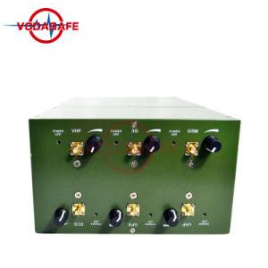 30 de Stoorzender /Blocker van Powermanpack van de Output van watts voor CDMA/GSM/3G2100MHz/4glte Cellphone/VHF/UHF-radio, de Beste Stoorzender van de Telefoon van de Cel