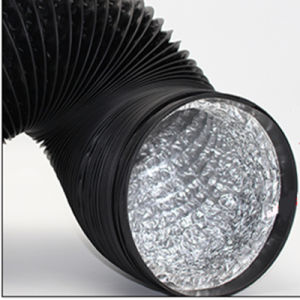 PVC産業のためのアルミニウム空気(HVACシステム)適用範囲が広いダクト