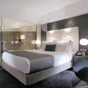 Chambre à coucher de Hotel d'étoile Furniture Set à Foshan