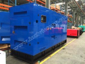 パーキンズイギリスのエンジンCe/CIQ/Soncap/ISOを搭載する520kw/650kVA極度の無声ディーゼル発電機