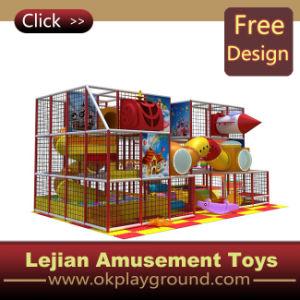La SGS Amazing Fun Multiplay enfants Terrain de jeux intérieur (ST1403-4)