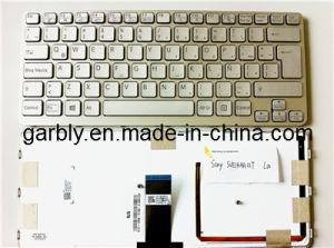소니 Sve14AA12t Sve14A18ec Ve14A16ec를 위한 Sp/La Laptop Notebook Keyboard
