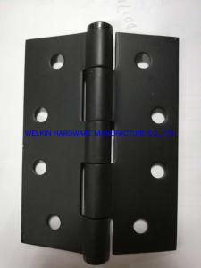 Aço inoxidável da dobradiça da porta com rolamento de esferas para porta de madeira ou mobiliário Porta (DH-002)