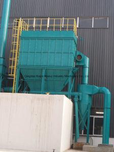 煙の塵取り外しシステム、集じん器、塵の除去剤