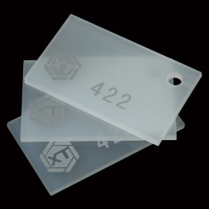 Acrylique/plastique/Plaques en Plexiglas pour lampes