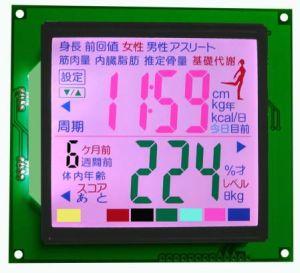 RGB LEDのバックライトのコグのモジュール、X 128 x 64の点