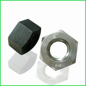 La norme ASTM A194 Gr8m les écrous hexagonaux lourd
