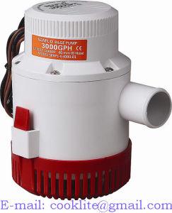 Pompa Elektryczna Zezowa / Pompa Zanurzeniowa - Gph3000 12V/24V