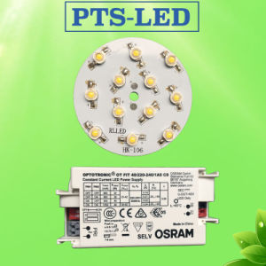 30W 40W 50W 60W Osram significa y diseño del módulo controlador de LED