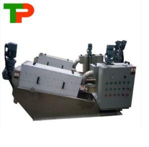 Parafuso automática de alta qualidade Máquina de desidratação de lamas para águas residuais