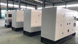 Содействие 200квт/250ква дизельных генераторных установках с двигателями Perkins в наличии на складе