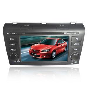 Schermo attivabile al tatto 8inch GPS DVD Bluetooth 3G WiFi Ui dinamico (AM021) di Mazda 3