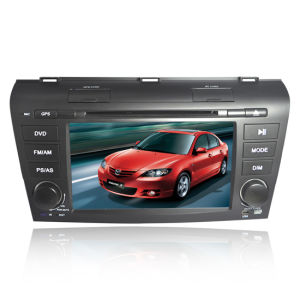 Mazda 3 8inch Touchscreen GPS DVD Bluetooth 3G WiFi 동적인 Ui (AM021)