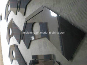 Bovenkanten van de Ijdelheid van het Graniet van de Zwarte/van China van Shanxi de Zwarte/Absolute Zwarte