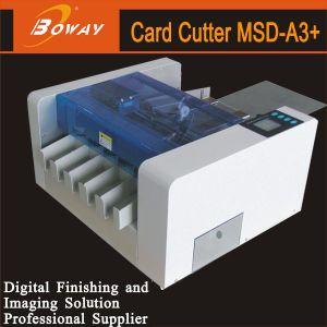 Coupeur Compltement Automatique Lectrique De Carte Nom Dentreprise Boway 100PCS Min