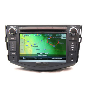 Toyota를 위한 차 DVD Player Central Multimedia RAV4