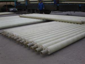 Tubo dell'isolamento termico della vetroresina
