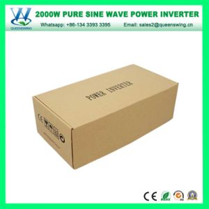 2000W Micro portátil inversor sinusoidal pura (QW-P2000).