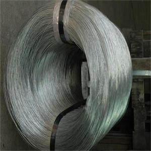 Norma ASTM arame de aço galvanizado-5.001.57mm mm de fio de aço inoxidável