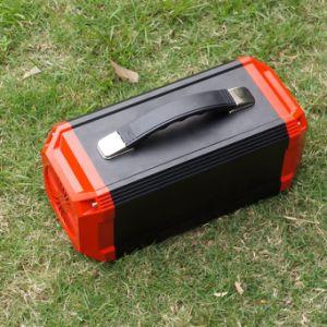 Bewegliche Solarbatterie mit Inverter für im Freien