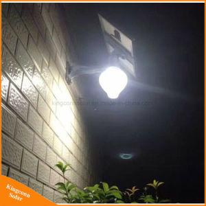 最も新しいデザイン太陽LED屋外の庭の街灯