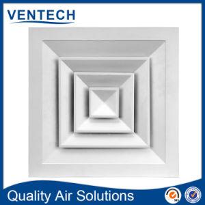 Вентиляция потолочный диффузор стены Suppluy сопло вентиляции 4 способ диффузор