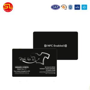 Biglietto da visita personalizzato del metallo con il prezzo di fabbrica