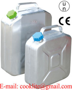燃料のディーゼルガソリン容器アルミニウムオイル水キャリアはできる
