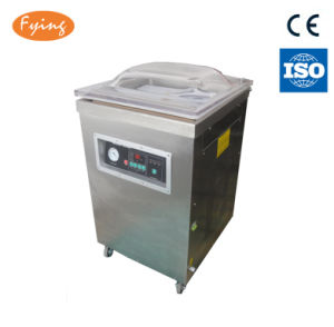 Sellado de empuje lateral de la máquina de embalaje de alimentos con CE