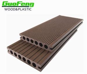 Madeira exterior à prova de grãos WPC Flooring Factory / WPC Fabricante em deck
