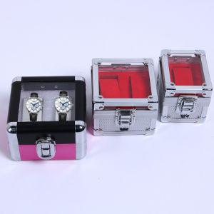 腕時計のディスプレイ・ケースのアルミニウム工具箱