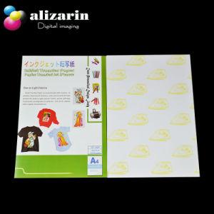 Papel de transferencia térmico A4, A3 para la textil.