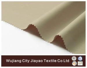 Venda por grosso de 100%Poli Pongées Stripe 1*3 tecidos de poliéster