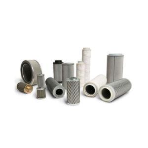 Elemento de filtro hidráulico de alta qualidade para substituição de hydac/hypro/parker/Stuff ou personalizado com pregas cartucho do filtro de óleo hidráulico
