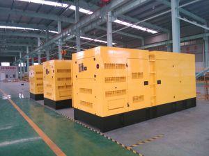 313kVA 250kw silencieux générateur diesel Cummins (MTAA11-G3) Gdc313*S