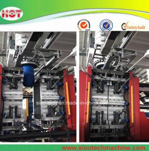 200-250 litros de tambor de plástico/máquina de moldeo por soplado Extrusión HDPE bidones de plástico que hace la máquina