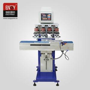 싼 새로운 패드 인쇄 기계 4 색깔